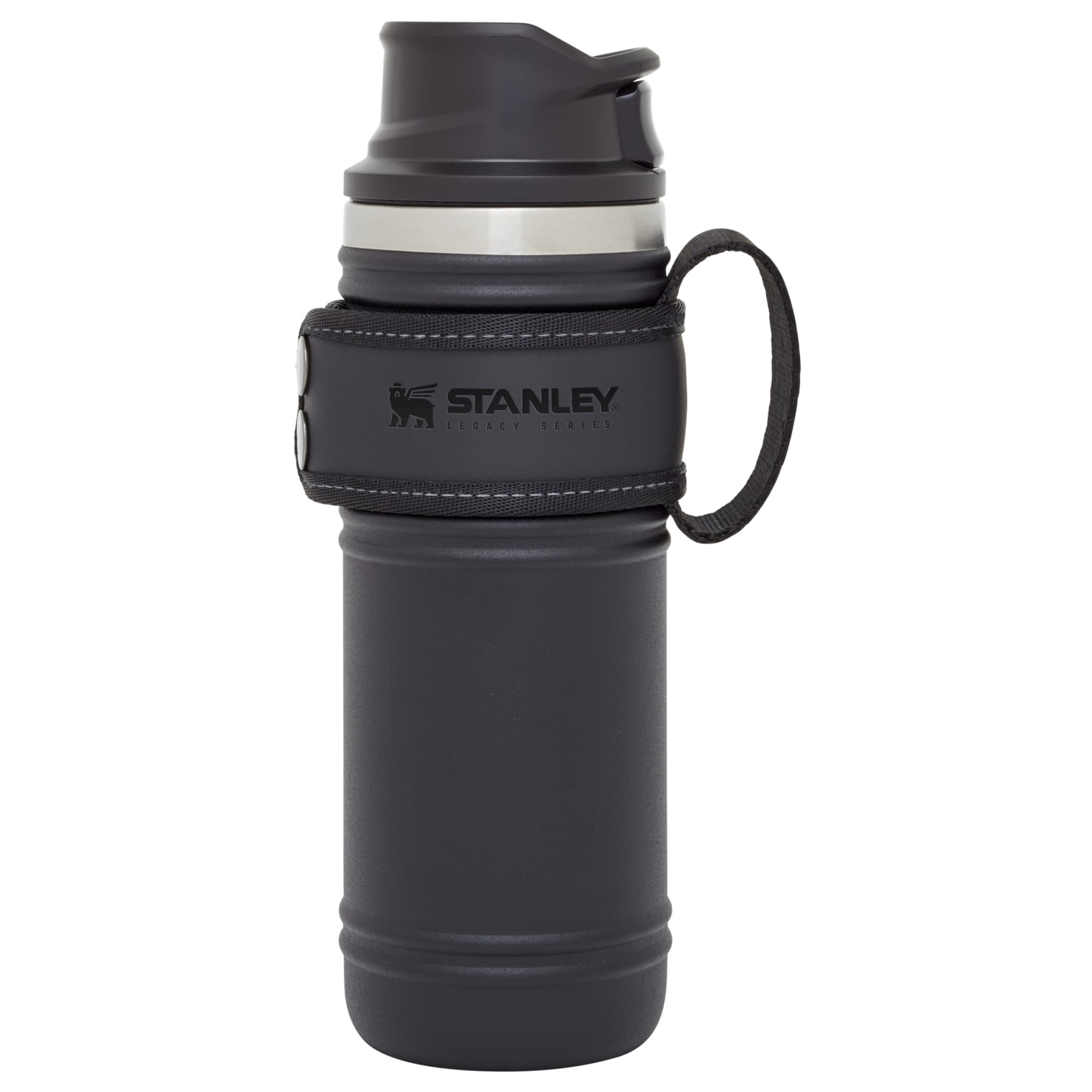Stanley The Quadvac Trigger Action Mug – 12oz – Black