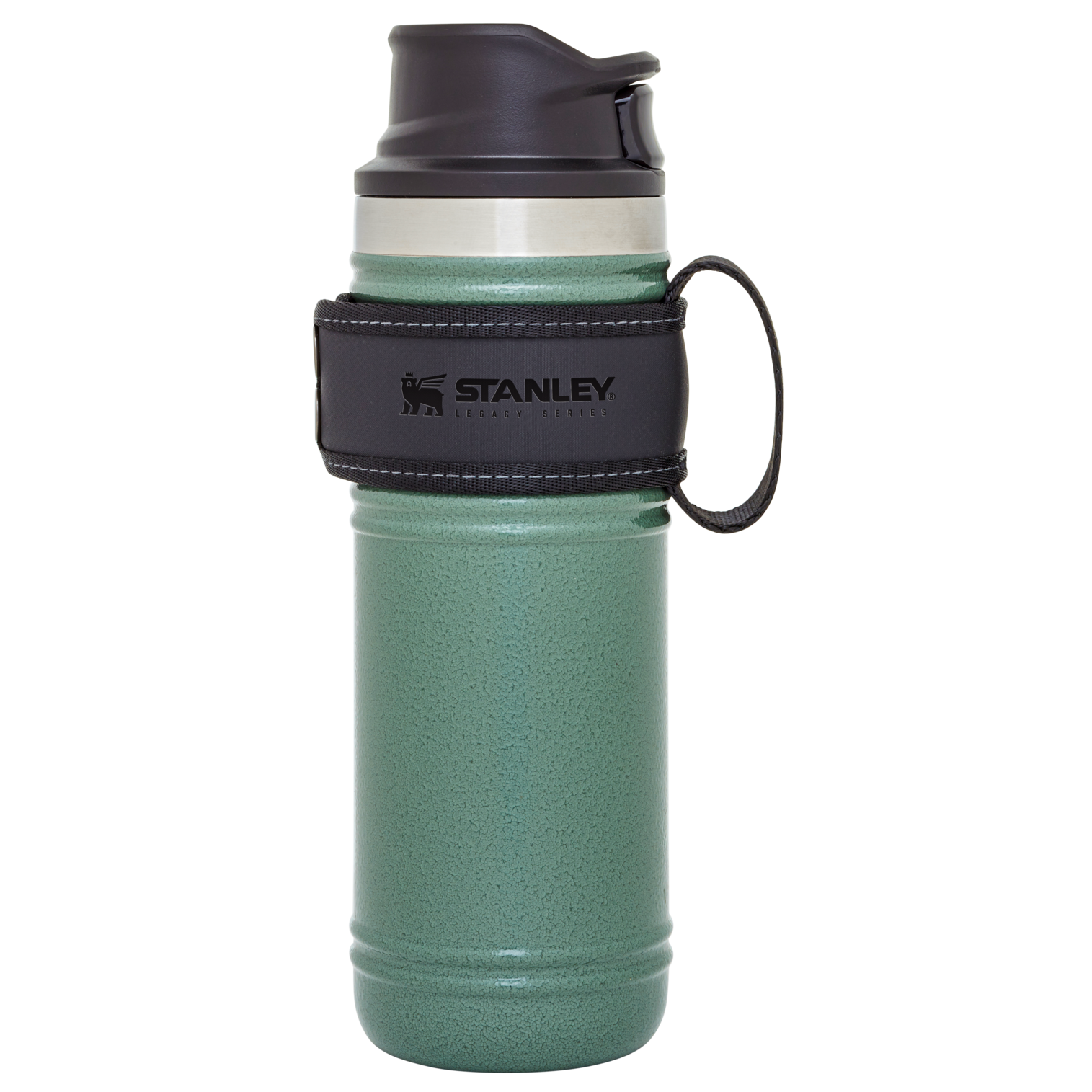Stanley The Quadvac Trigger Action Mug – 16oz – Green