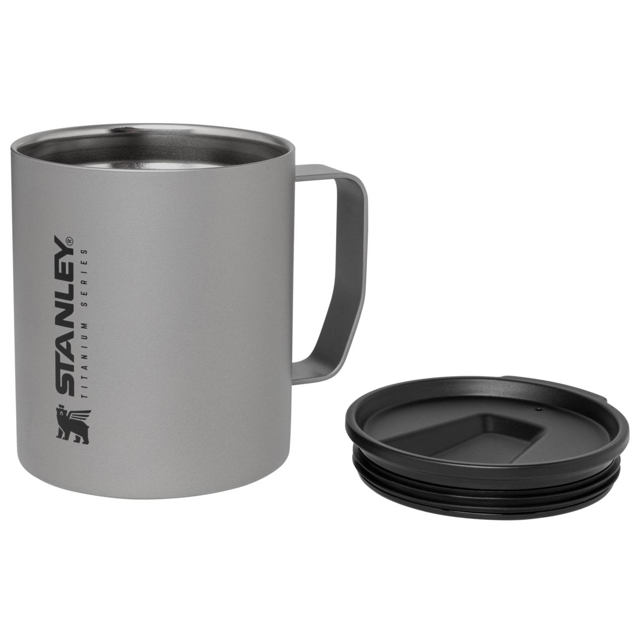 Stanley The Stay-Hot Titanium Camp Mug - 12OZ