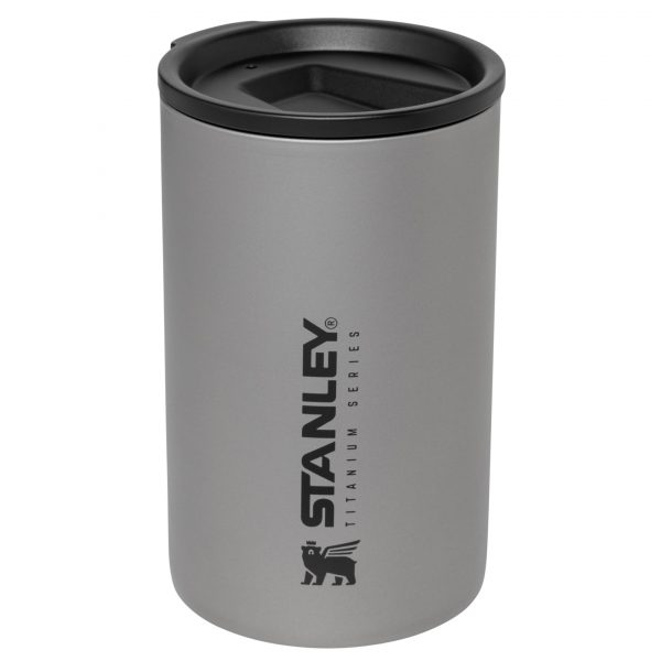 Stanley The Stay-Hot Titanium MultiCup – 10oz