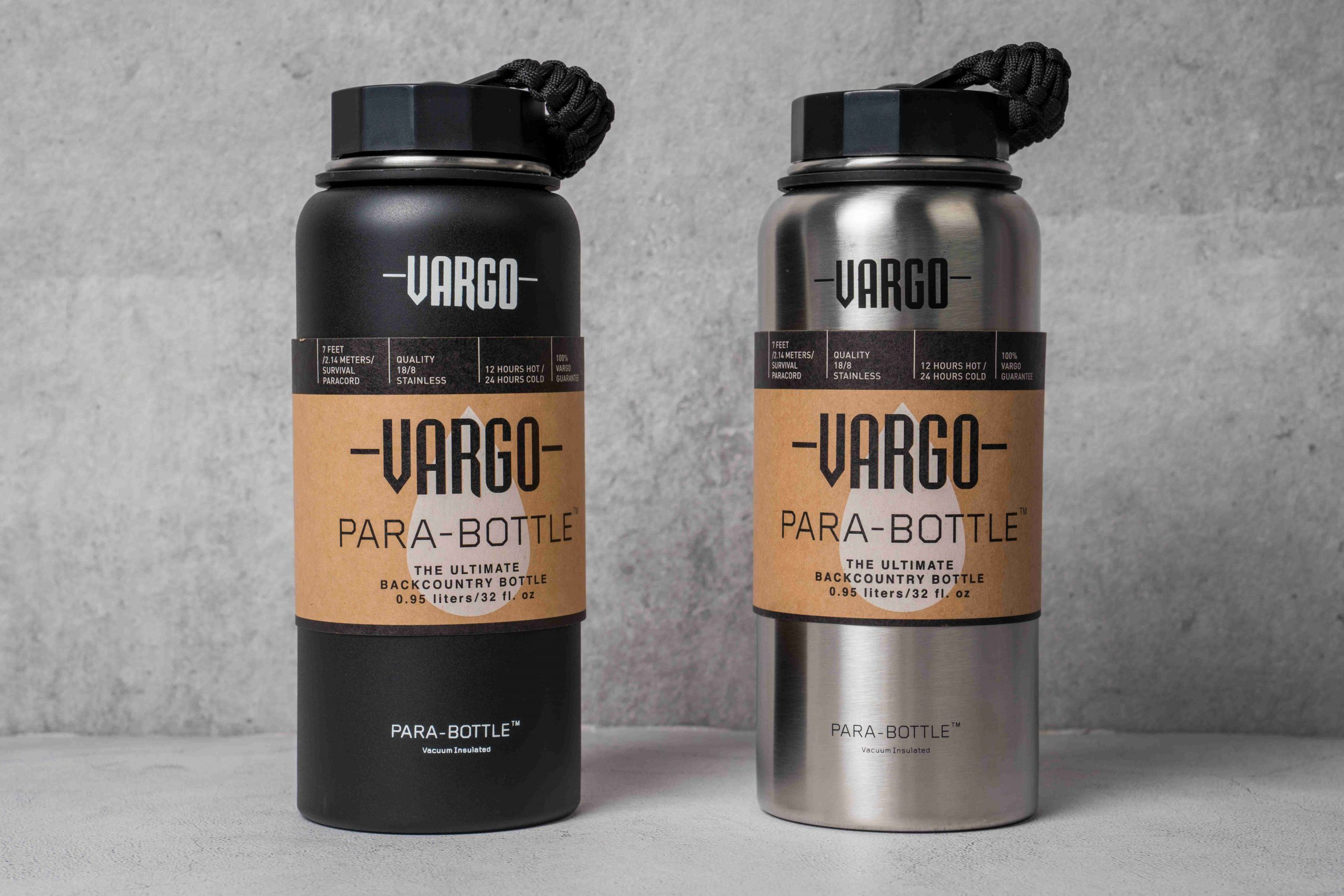 Bình Vargo Insulated Para-Bottle