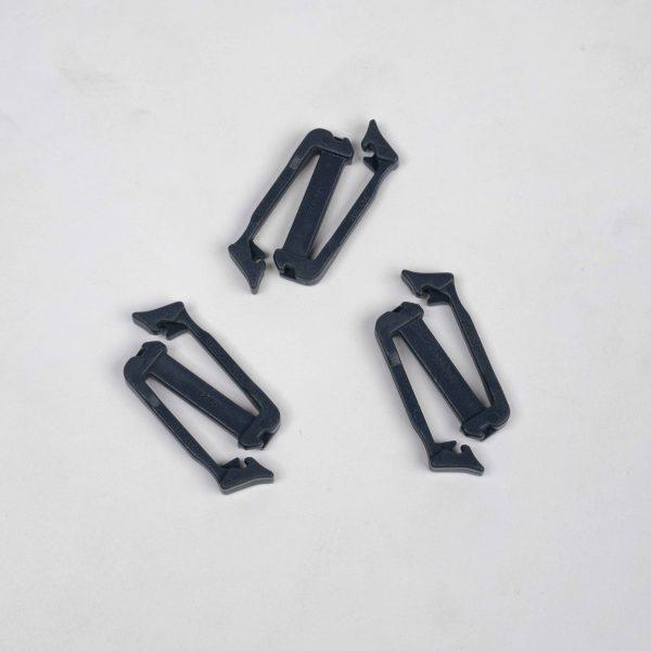Duraflex Siamese Slik Clip – Navy