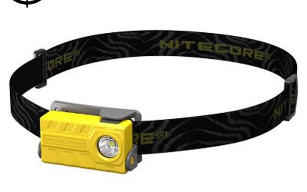 Đèn đeo trán Nitecore NU20 cao cấp