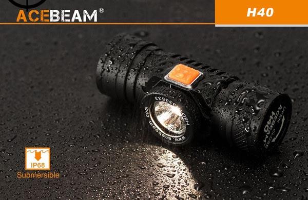 Đèn đeo trán thương hiệu H40
