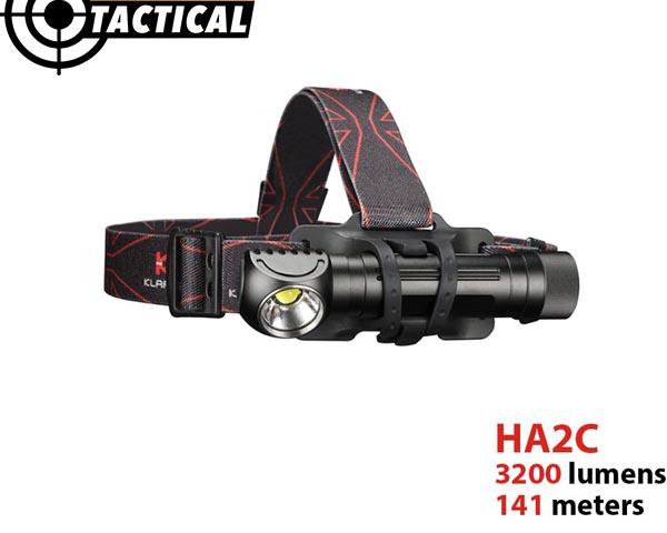 Đèn pin đeo trán siêu sáng HA2C
