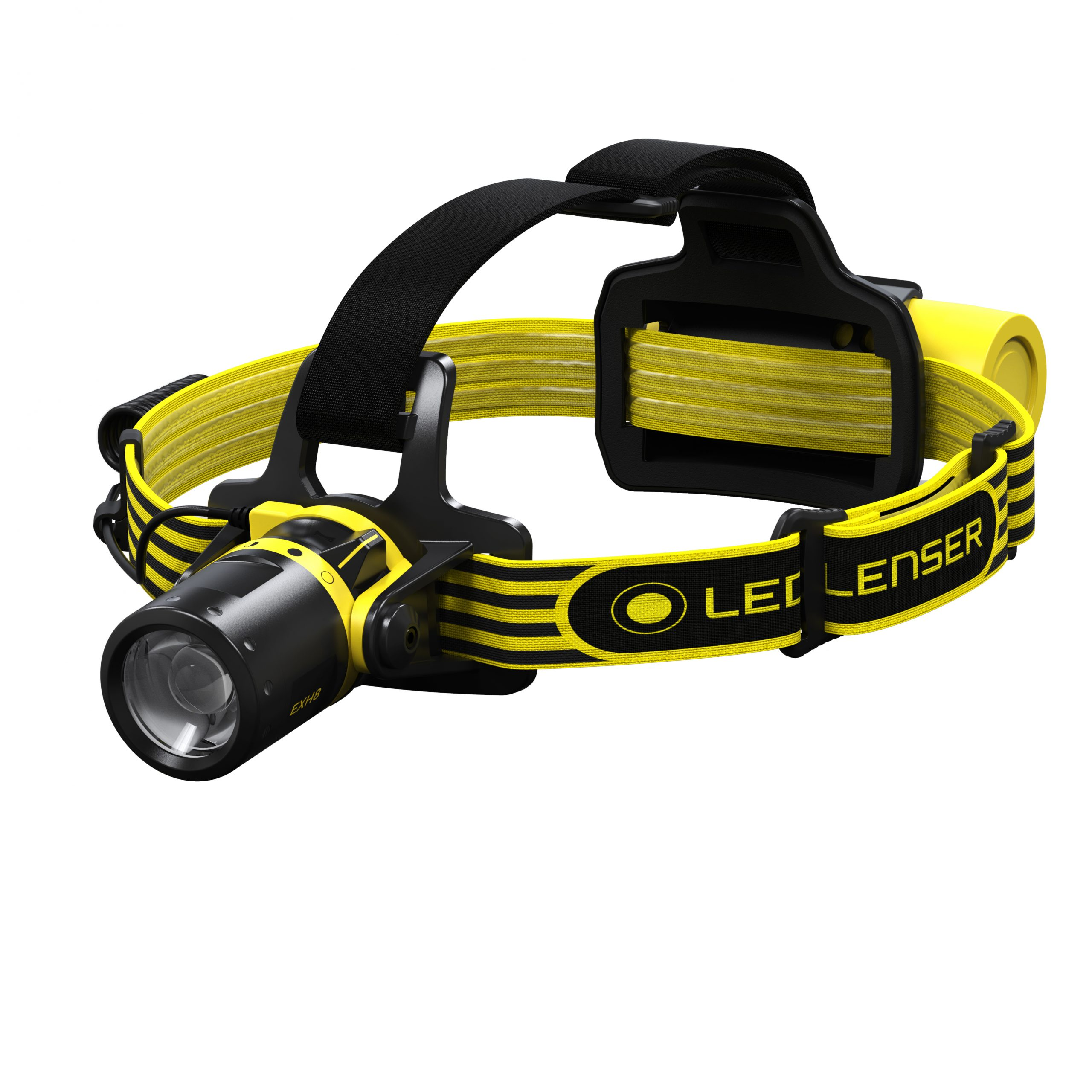 Đèn chống cháy nổ LEDLENSER EXH8 Zone 0/20