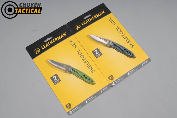 Mẫu dao Leatherman KBX chính hãng