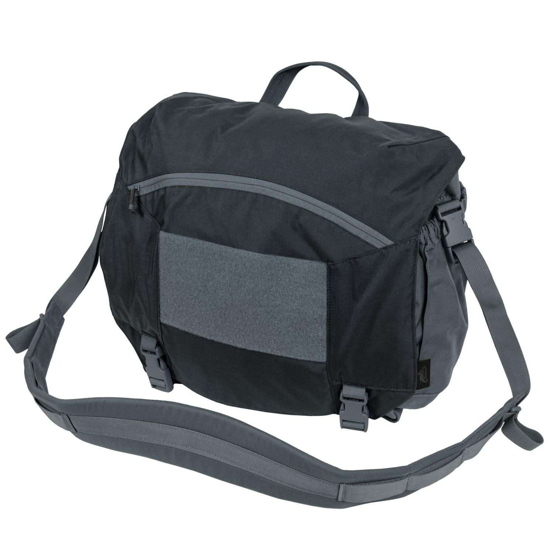 TÚI URBAN COURIER BAG LARGE® – CORDURA®- Black / Shadow Grey