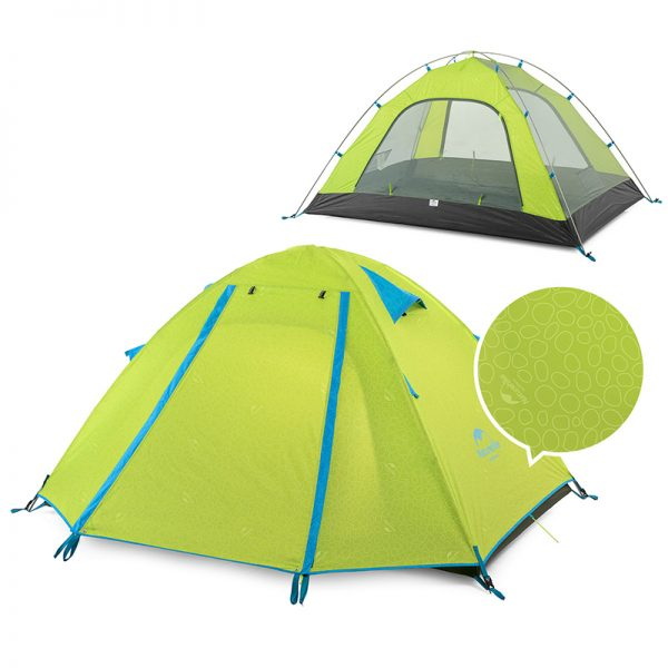 Lều 4 Người Naturehike P-Series NH18Z044-P