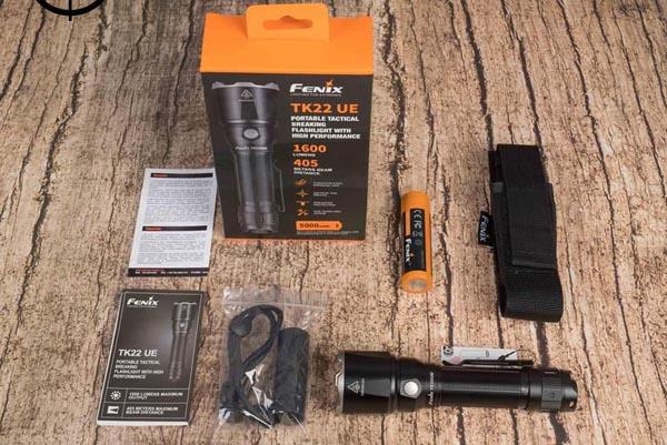 bộ đèn pin tự vệ