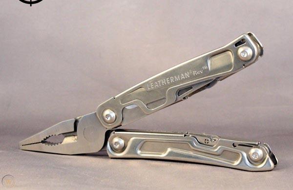 bộ tool đa năng cao cấp Leatherman nhiều chức năng