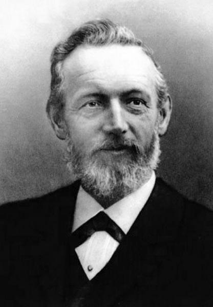 Người sáng lập ra Victorinox