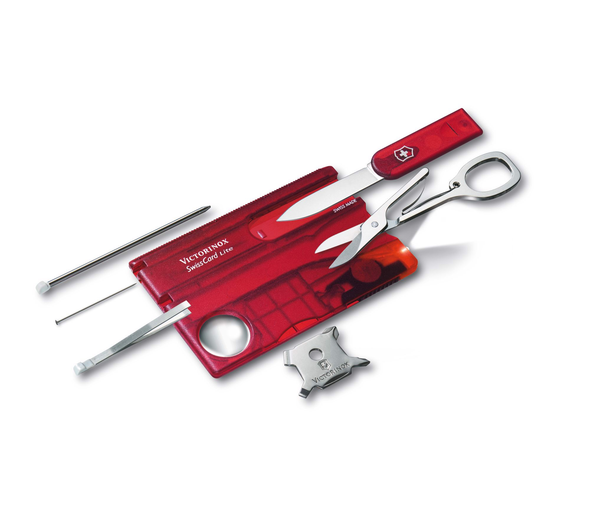 Bộ Swiss Card Lite Classic Red 0.7300.T