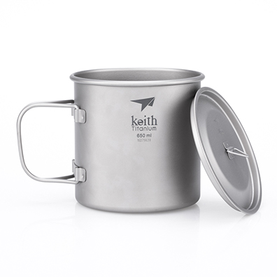 KEITH TI3208 – CA TITANIUM 1 LỚP 650ML