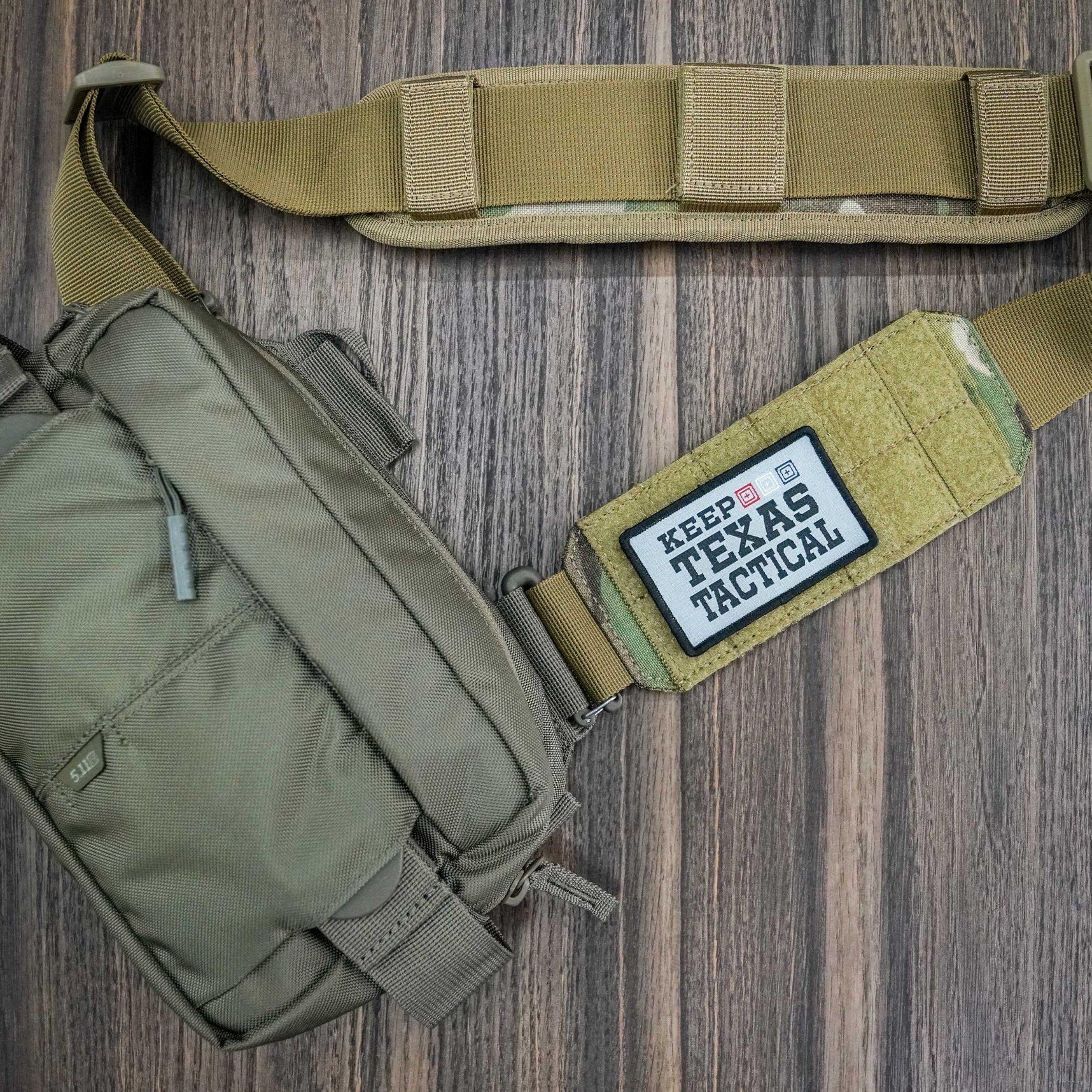 Quai đeo MOD by Chuyentactical gắn trên LV6
