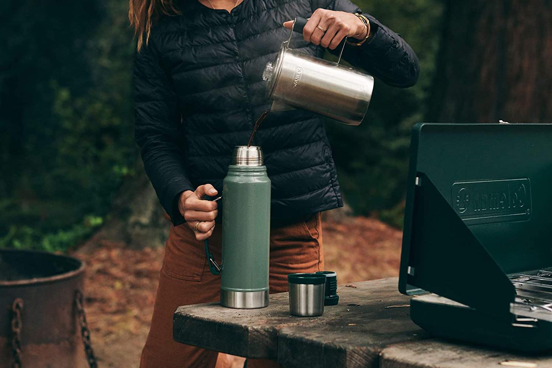 Bình giữ nhiệt của STANLEY có mặt từ nhà bếp ra đến rừng rậm