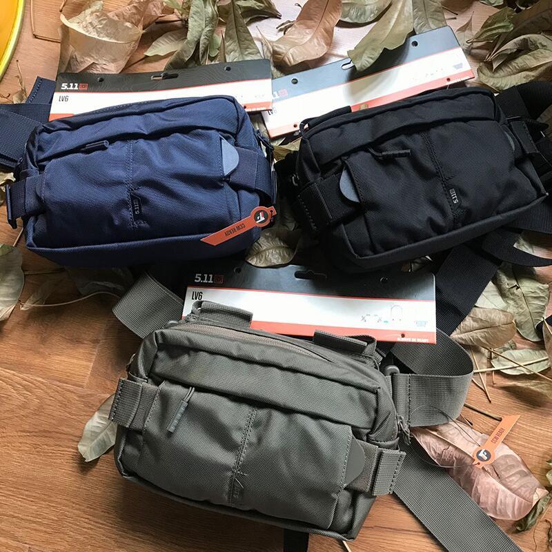 Best Selling Túi Đeo 5.11 Tactical LV6 màu Night Watch, Tarmac và Black