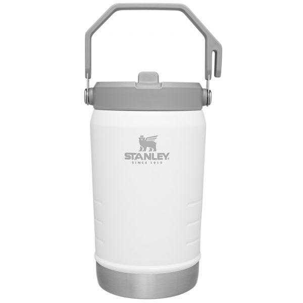 Stanley Iceflow™ Flip Straw Jug | 40 oz – Polar White