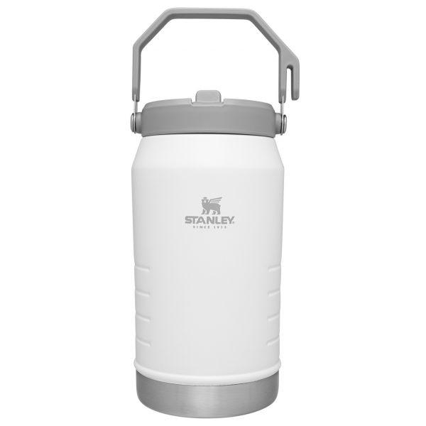 Stanley Iceflow™ Flip Straw Jug | 64 oz – Polar White