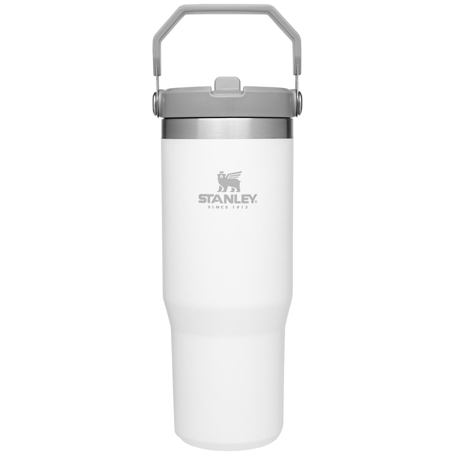 Stanley Iceflow™ Flip Straw Tumbler | 30 oz – Polar White