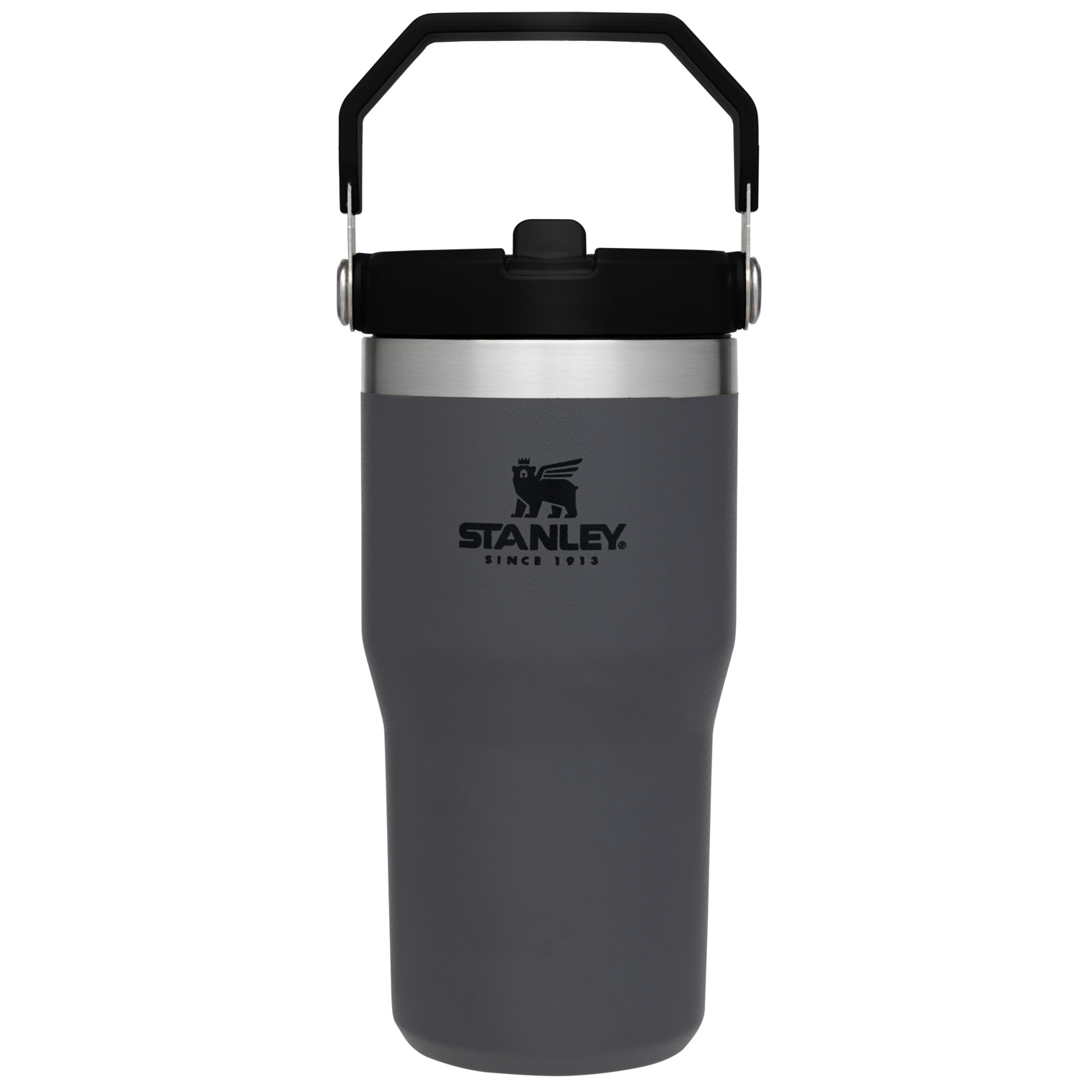 Stanley Iceflow™ Flip Straw Tumbler | 20 oz - Charcoal