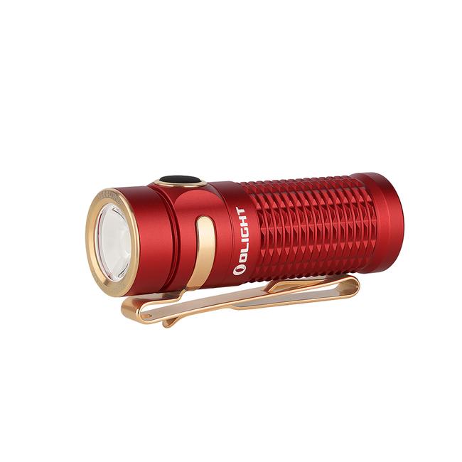 Đèn Pin Olight Baton 3 Premium Edition Red
