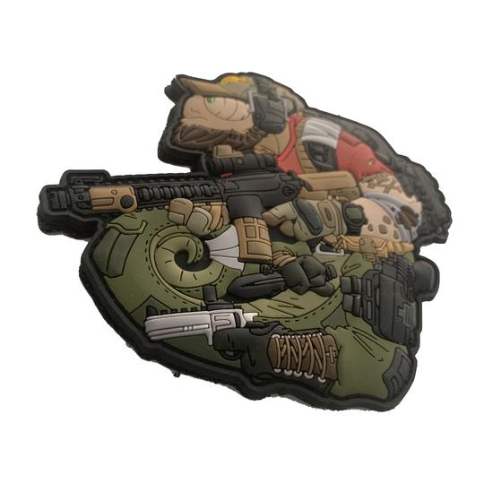 Patch Tacopsgear Chameleon Call of Arms