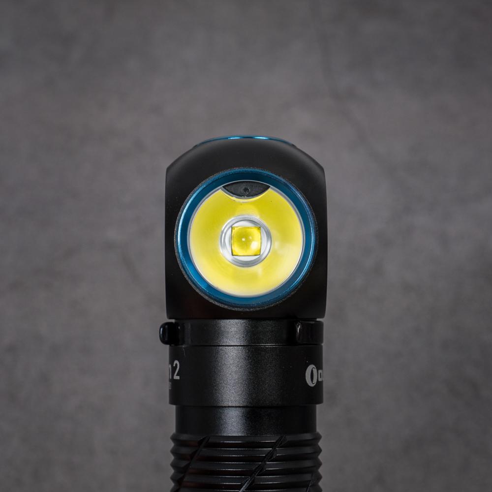 Cảm biến vật thể được tích hợp bên trên bóng LED