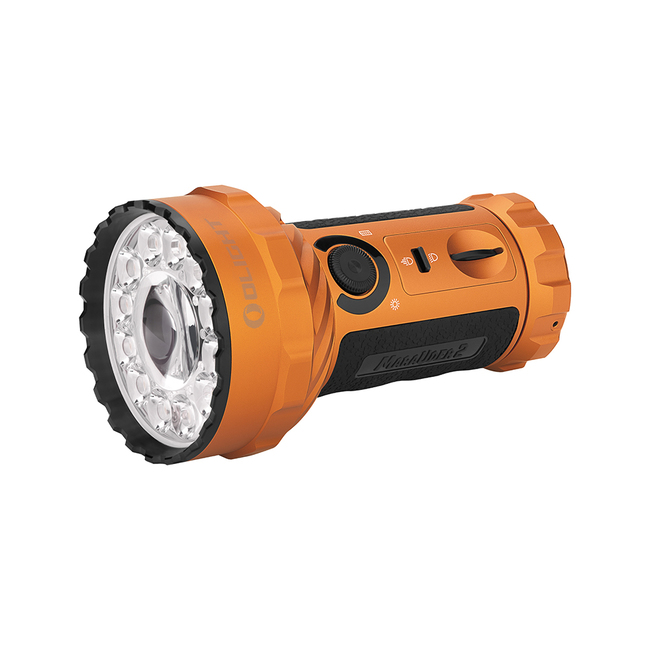 Đèn Pin Olight Marauder 2 Orange