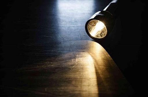đèn đi rừng