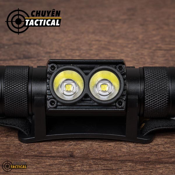 đèn pin đội đầu Sofirn D25S
