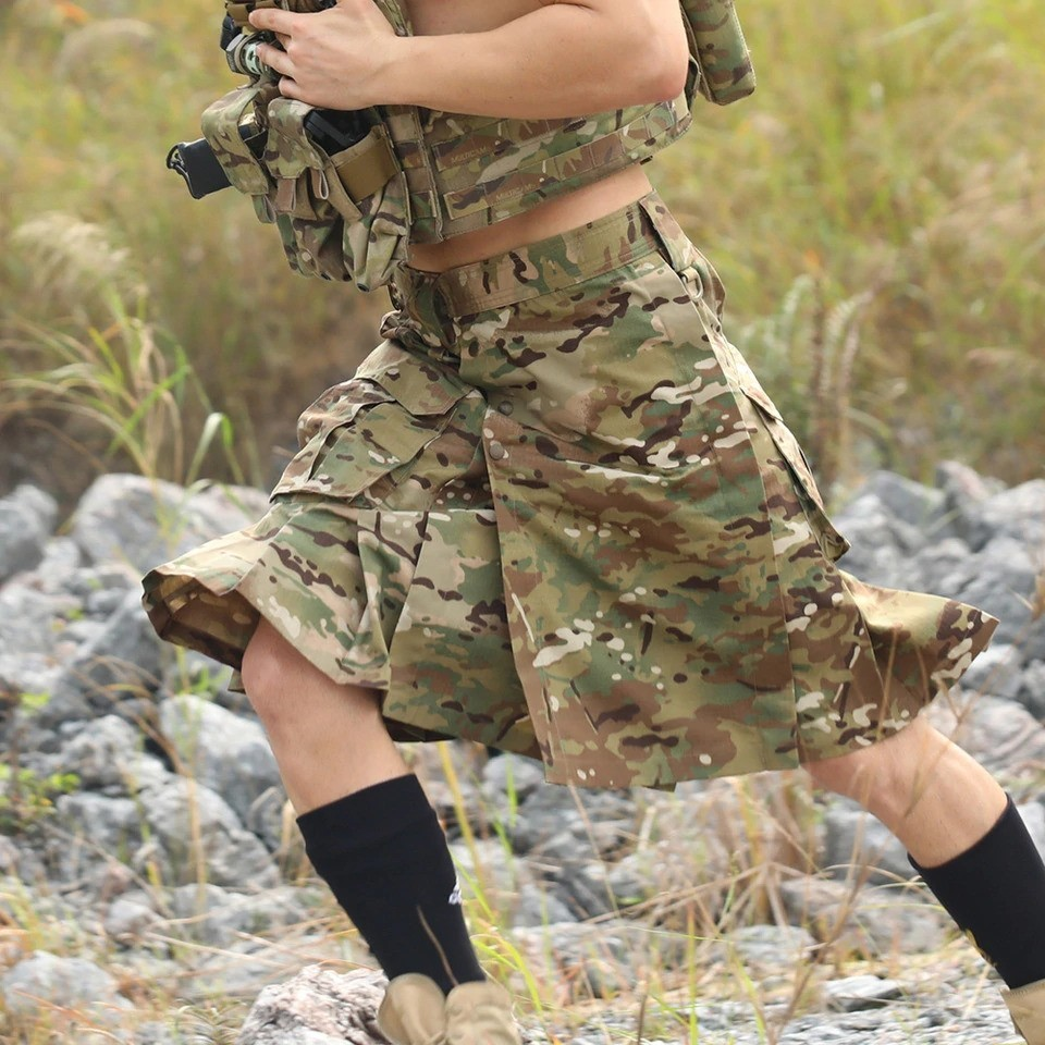 Hệ màu Multicam huyền thoại. 5.11 Tactical Duty Kilt
