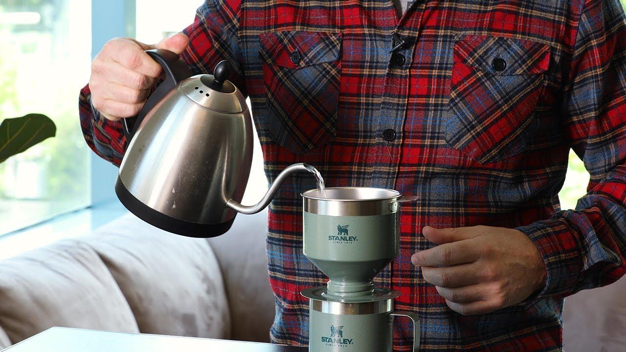 Bộ kit siêu phẩm cho anh em mê cafe