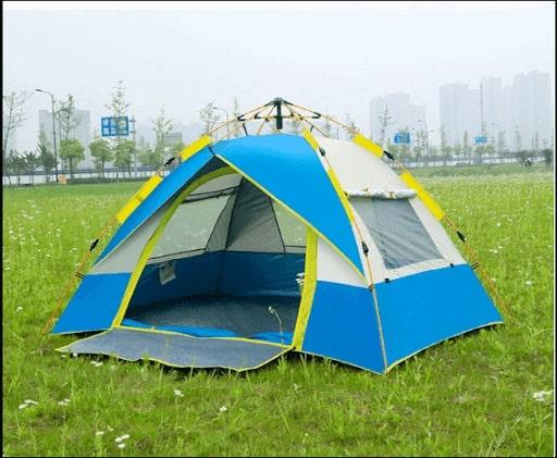 tư vấn mua lều cắm trại