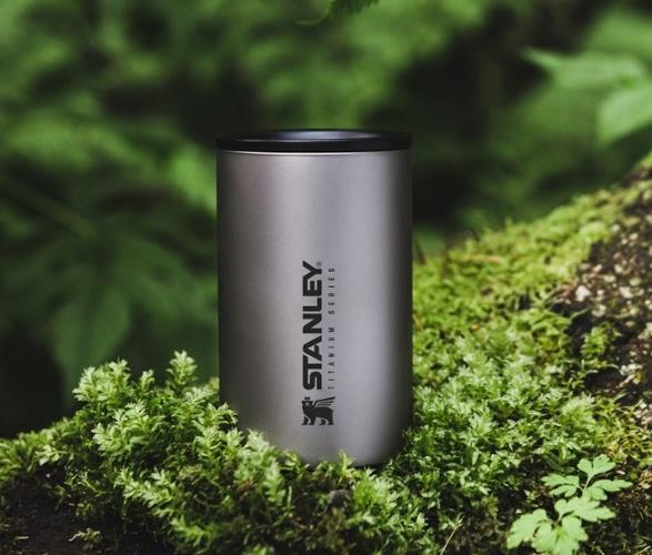 Cốc giữ nhiệt đa năng Stanley The Stay-Hot Titanium MultiCup - 10 oz