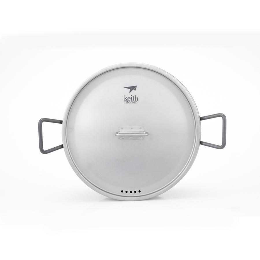 Keith TI6015 – Nồi Nấu Titannium 1.8L