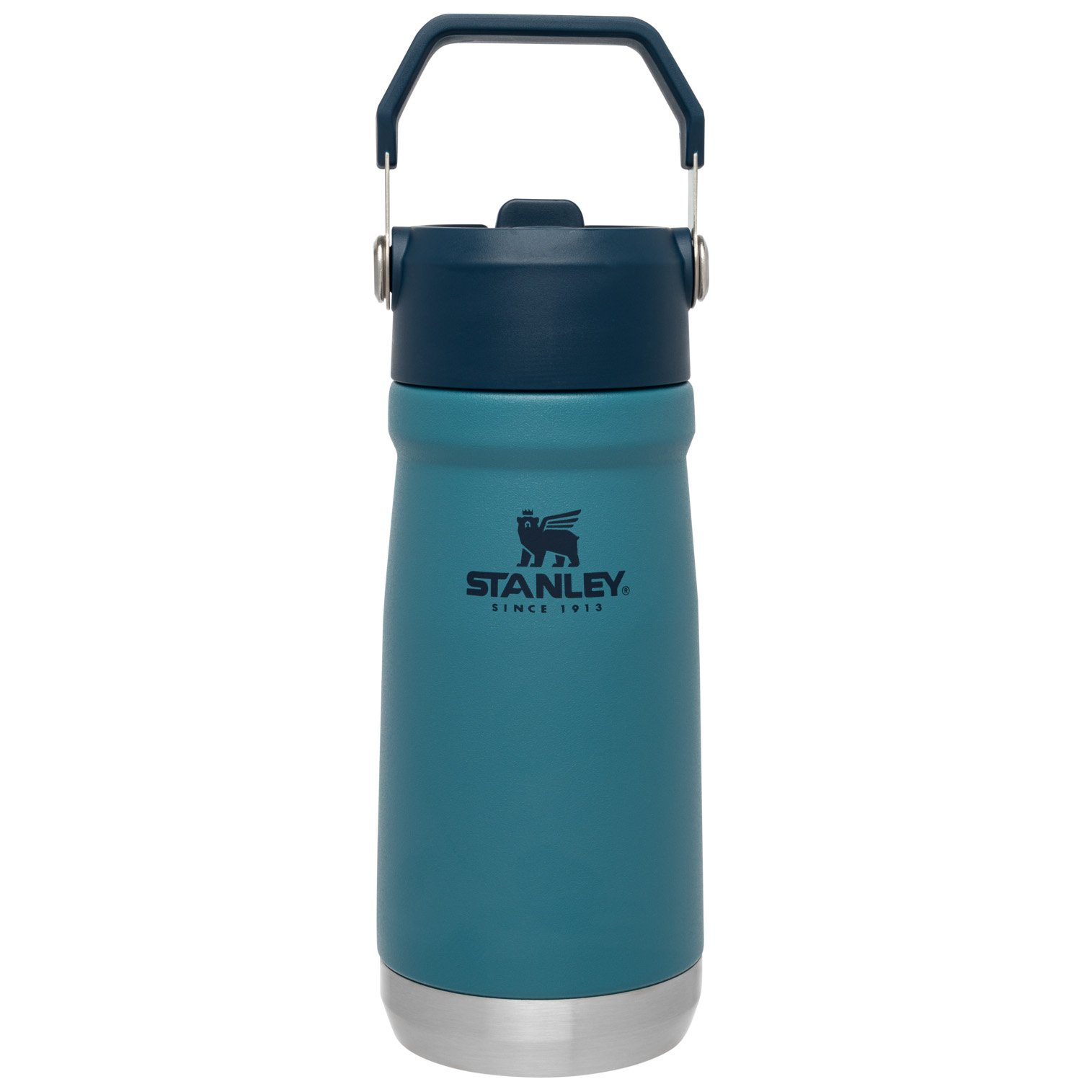 Bình Giữ Nhiệt Stanley Iceflow Flip Straw Water Bottle   17 oz – Lagoon