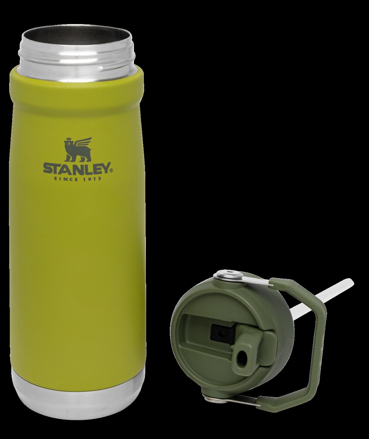 Bình giữ nhiệt Stanley Iceflow Flip Straw Water Bottle   22 oz – Aloe