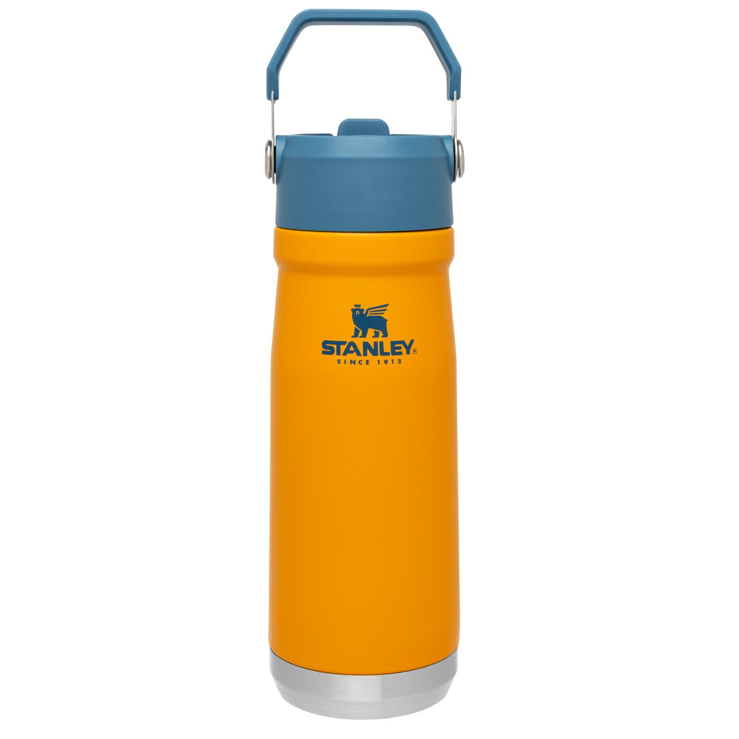 Bình giữ nhiệt Stanley Iceflow Flip Straw Water Bottle   22 oz – Saffron