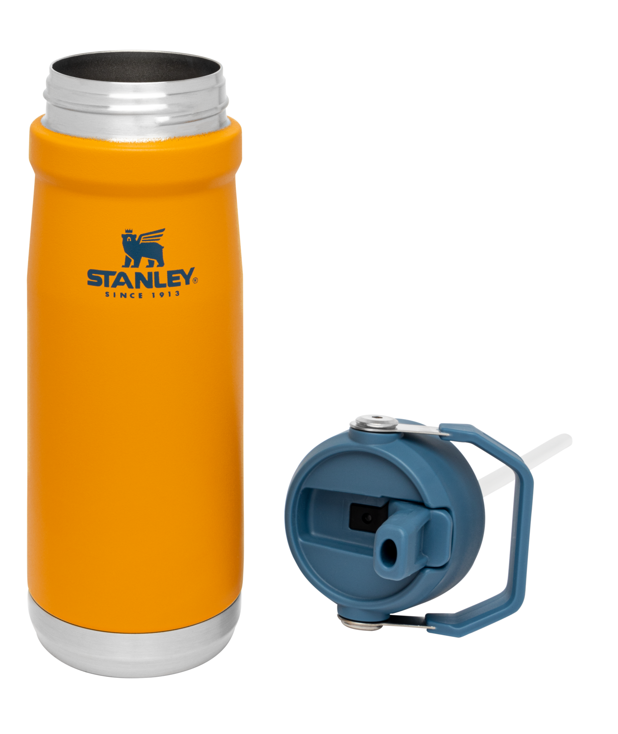 Bình giữ nhiệt Stanley Iceflow Flip Straw Water Bottle | 22 oz