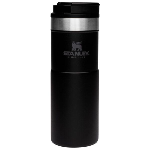 Stanley Classic The NeverLeak Travel Mug 16oz – 0.47L – Black