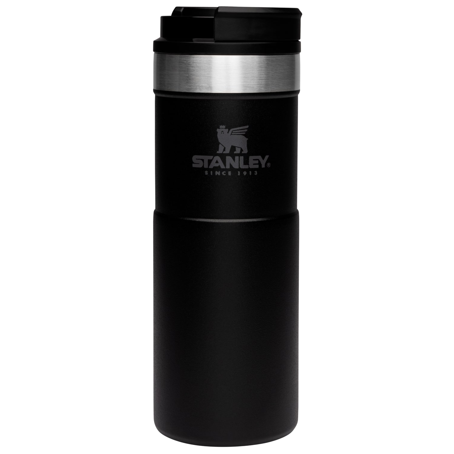 Stanley Classic The NeverLeak Travel Mug 16oz - 0.47L - Black