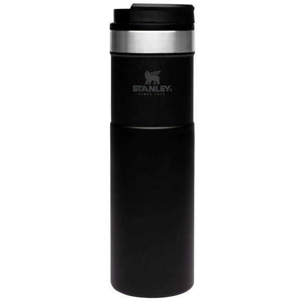 Stanley Classic The NeverLeak Travel Mug 20oz – 0.59L – Black