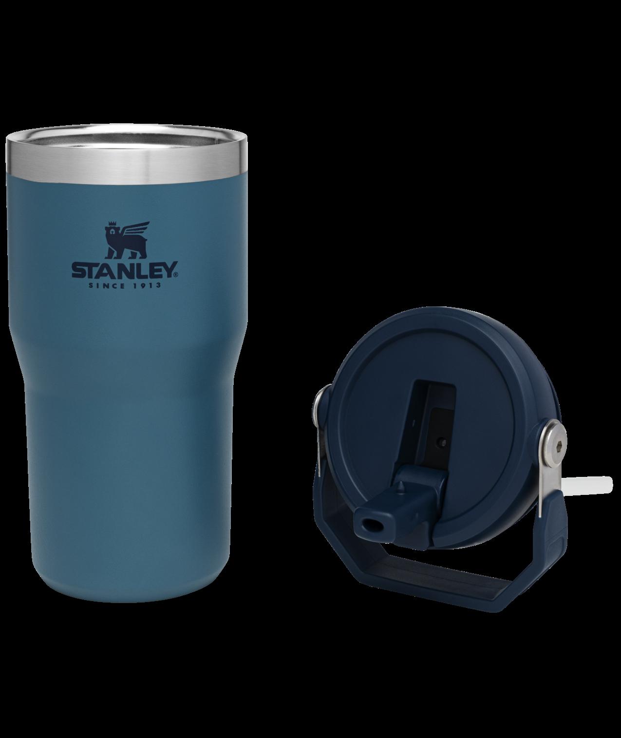 Ly giữ nhiệt Stanley Iceflow Flip Straw Tumbler | 20 oz – Lagoon