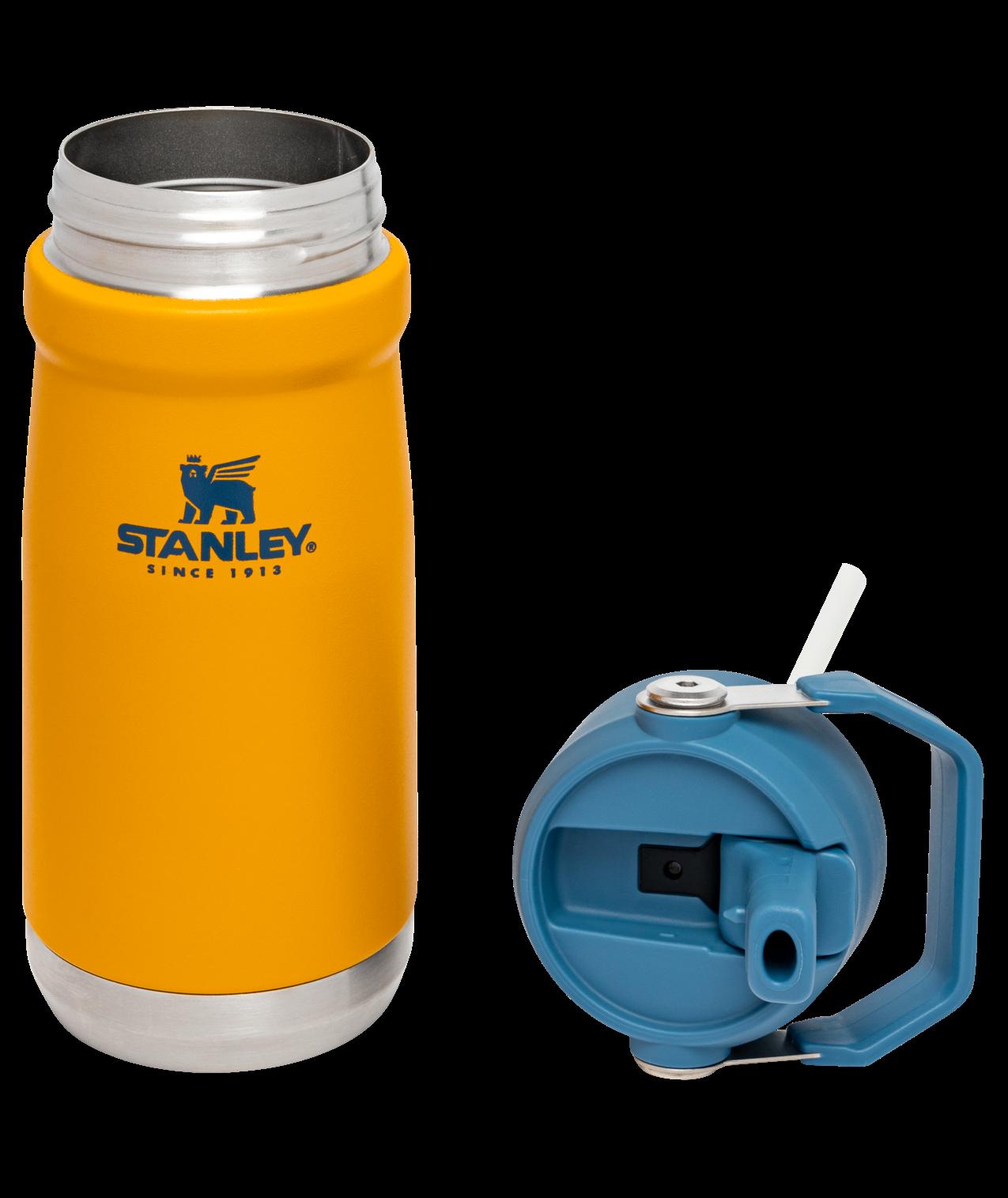 Bình Giữ Nhiệt Stanley Iceflow Flip Straw Water Bottle | 17 oz – Saffron