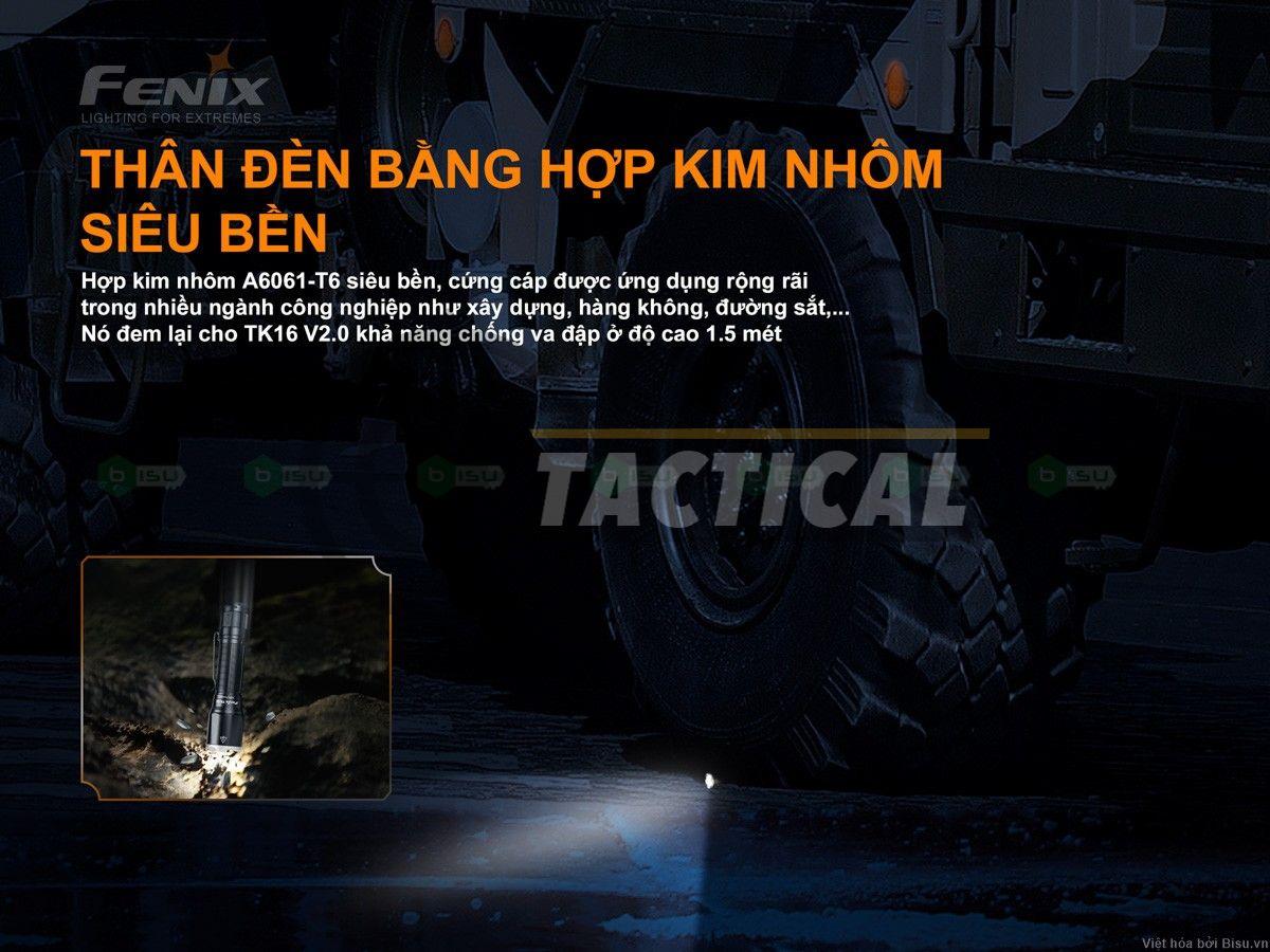 Fenix TK16 V2