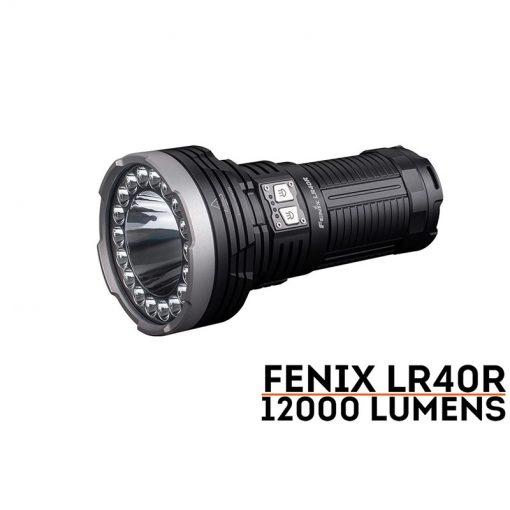 Đèn Pin Fenix - LR40R - 12000 LUMENS