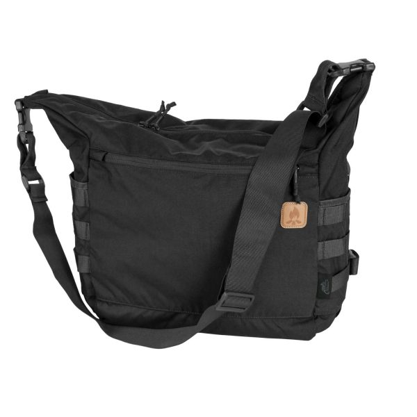 BUSHCRAFT SATCHEL BAG ® – CORDURA®- Black