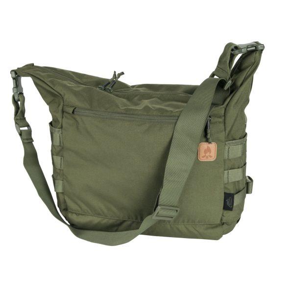 BUSHCRAFT SATCHEL BAG ® – CORDURA®- Olive Green