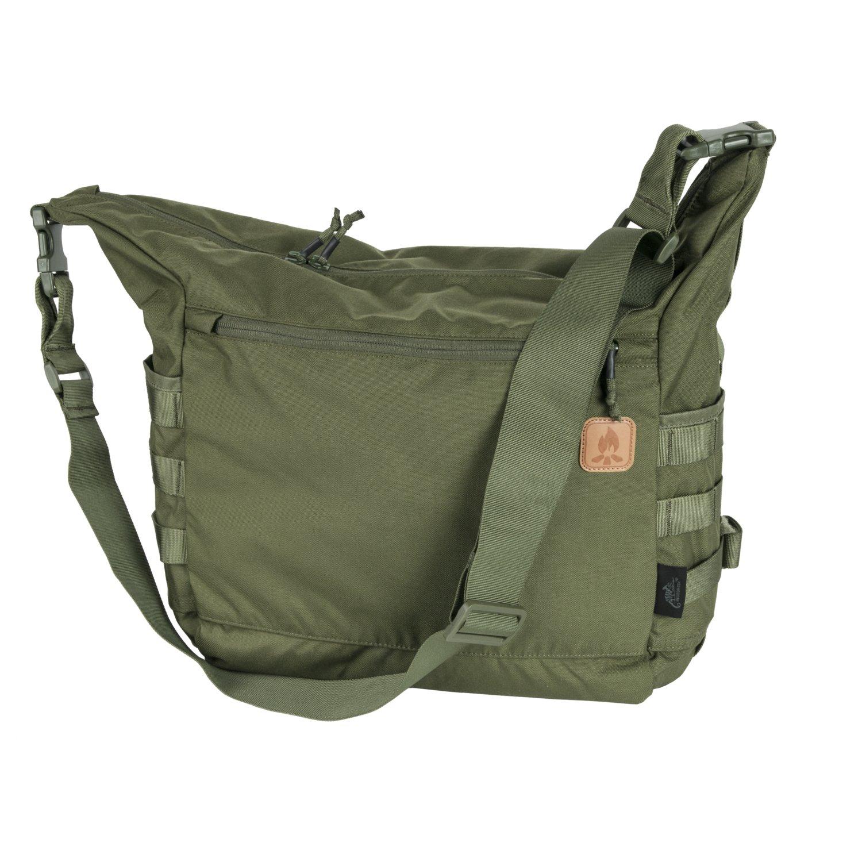 BUSHCRAFT SATCHEL BAG® – CORDURA®- Olive Green